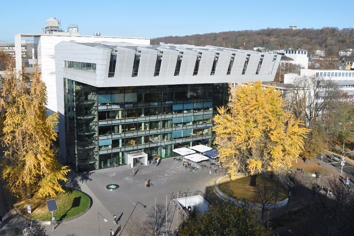 SuperC building at RWTH Aachen