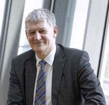 Portrait of Professor Ernst Schmachtenberg, Rector of RWTH Aachen University